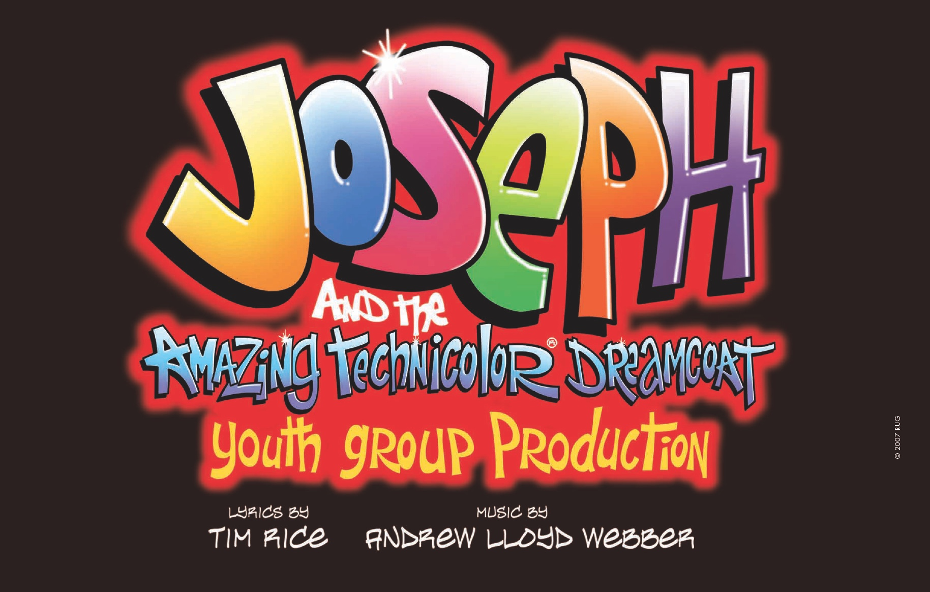 Joseph & The Amazing Technicolor Dreamcoat - A Herne Bay Youth Theatre Production